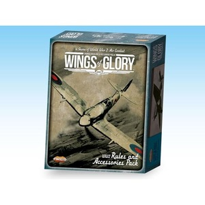 WW2 Wings of Glory - Rules and Accessories Pack