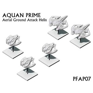 Aquan Prime Aerial Ground Attack Helix