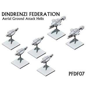 Dindrenzi Federation Aerial Ground Attack Helix