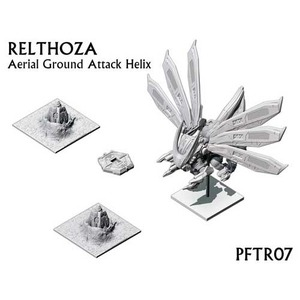 The Relthoza Aerial Ground Attack Helix