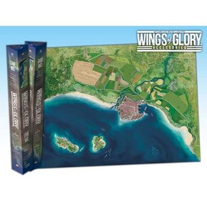 Wings of Glory Game Mat - Coast