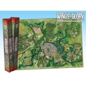 Wings of Glory Game Mat - City