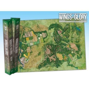 Wings of Glory Game Mat - Countryside