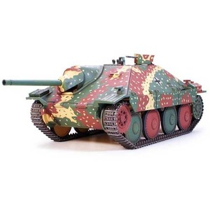 Hetzer Middle Production Model