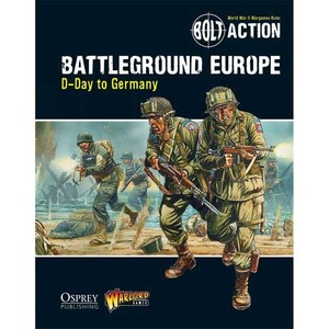 Battleground Europe: D-Day to Germany