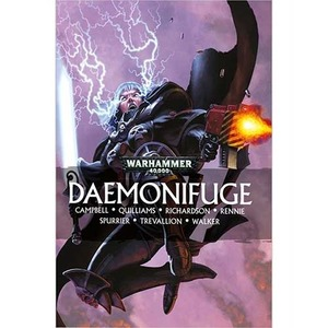 Daemonifuge (Graphic Novel)