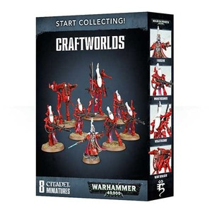 Start Collecting! Craftworld