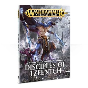 Battletome: Disciples of Tzeentch (Softback)