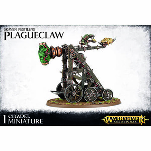 Warp Lightning Cannon/Plagueclaw Catapult