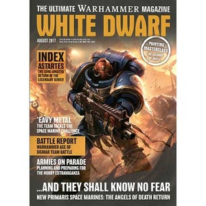 White Dwarf August 2017