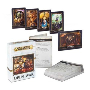 Warhammer Age Of Sigmar: Open War Cards