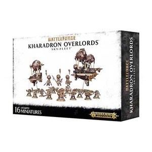 Battleforce Kharadron Overlords Sky-fleet