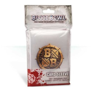 Blood Bowl Special Play Card Sleeves