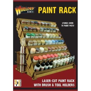Warlord Large Paint Rack