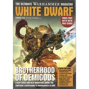 White Dwarf February 2018