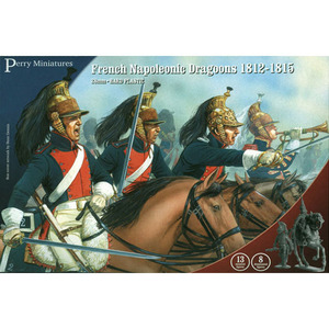 French Line Dragoons 1812-1815