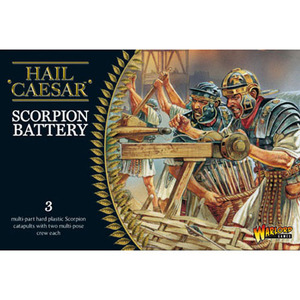 Imperial Roman Scorpion Battery