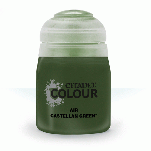 Citadel Air 13 Castellan Green