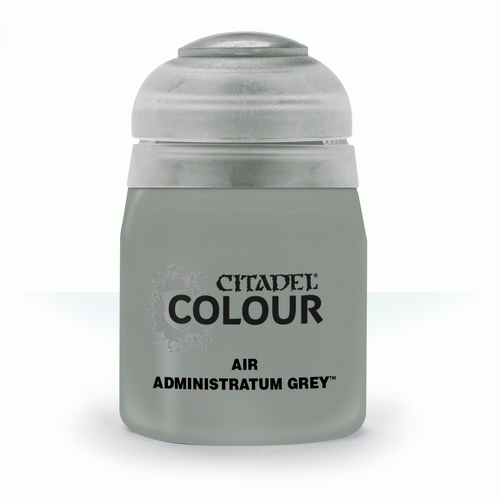 Citadel Air 02 Administratum Grey