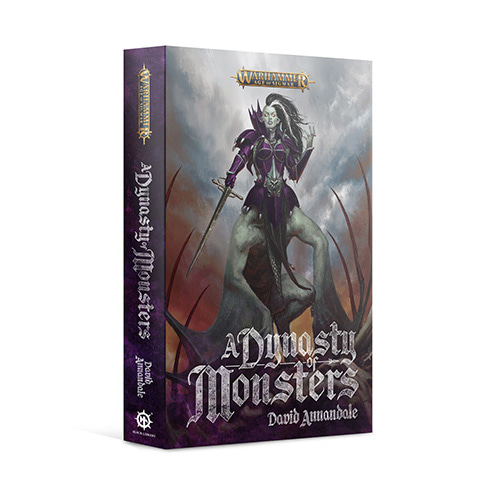 Pre-Order A Dynasty of Monsters